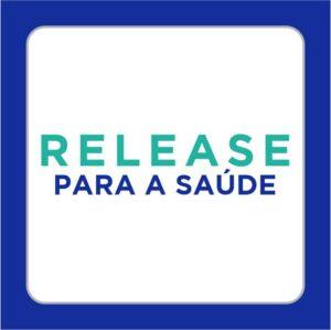 release para a saude